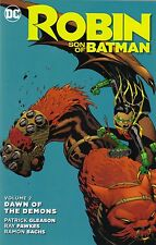 Robin Son Of Batman Volume 2: Dawn Of The Demons Softcover Graphic Novel
