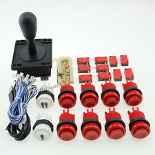USB Encoder to PC American rocker + happ style buttons for arcade diy kits parts