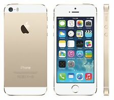 Apple iPhone 5s - 32GB - (AT&T T-Mobile Unlocked) Gold - w/ Seller Warranty C
