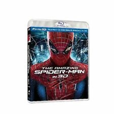 Blu Ray THE AMAZING SPIDERMAN 3D -2D - (2012)*** Contenuti Speciali *** ..NUOVO