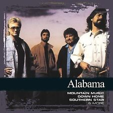 Collections Alabama MUSIC CD