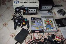 Nintendo Gamecube Super Mario Sunshine  Black Console - RARE!