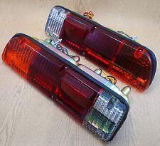 NEW REAR FIT DATSUN NISSAN PICKUP TRUCK 620 72-79 BUMPER TAILLIGHT LAMP PAIR SET