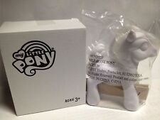 NEW ~ MY LITTLE PONY ~ YOU DESIGN & DECORATE YOUR OWN WHITE PONY
