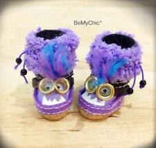 Blythe Pullip Outfit Dress Pullip Shoes Blythe Shoes - Cute Monster Minion