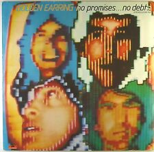 """12"""" LP - Golden Earring - No Promises ... No Debts - C517 - washed & cleaned"""