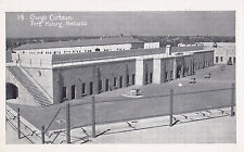Gorge Curtain FORT HENRY Kingston Ontario Canada 1940-50 Management Postcard 14