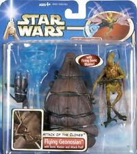 Star Wars: Episode 2 Deluxe Flying Geonosian Action Figure