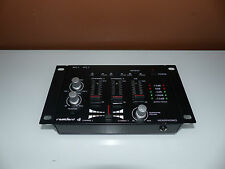 Resident DJ MIXER DJ Electronic Star MIXER disposi-DJ-Equipment NUOVO