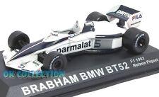 1:43 BRABHAM BMW BT52 - F1 (1983) - Nelson Piquet (34)