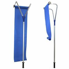 Roof Snow Rake Snow Removel 16ft-handle, 17 in. Wide Cutting Head Roof Razo