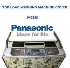 Top Load Washing Machine Cover For Panasonic 6.2kg  Fully Automatic
