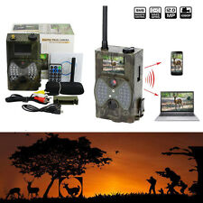 Hot SunTek HC-300M HD 940NM 12MP MMS GPRS Scouting Infrared Trail Hunting Camera