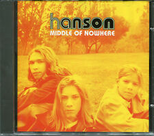 Hanson-Middle of Nowhere (CD, May-1997, Mercury)