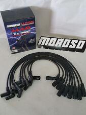 Moroso Mag-Tune 7mm Spark Plug Wires SBC 5.0L 5.7L 1500 2500 Truck Suburban