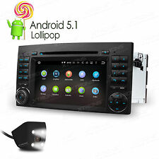 Android 5.1 Car Radio DVD GPS Navigation +Cam For Mercedes Benz Sprinter A-W169