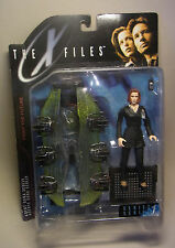 Vintage 90s McFarlane Toys The X-Files Agent DANA SCULLY 1998 OVP Akte X