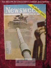 NEWSWEEK June Jun 5 1967 6/5/67 ARABS vs ISRAEL VIETNAM Great BIRTHDAY gift!