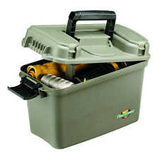 OLIVE GREEN MARINE STORAGE DRY BOX case boat tackle fishing hunting ZERUST