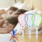 Rechargeable Electric Bug Insect Pest Fly Mosquito Killer Swatter Zapper Racket