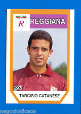 CALCIO FLASH '94 Lampo - Figurina-Sticker n. 244 - CATANESE - REGGIANA -New