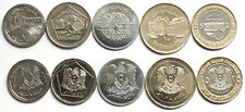 Syria 5 coins set 1996-2003 Attractions (#2761)