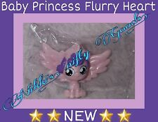 My Little Pony MLP FIM ●BABY PRINCESS FLURRY HEART● ☆☆NEW IN CLEAR BAG☆☆ 3+