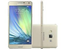 "5.5"" Samsung Galaxy A7 SM-A7000 Dual SIM 16GB 13MP GSM Unlocked Smartphone Gold"