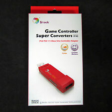 Brook PS3 PS4 Controller Adapter to XBOX One for Console - Need NOT XB One Pad