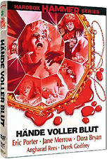 Hammer Edition HÄNDE VOLLER BLUT Hands Of Jack The Ripper 1971 DVD Hardbox B NEU