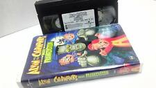 Universal, Alvin and the Chipmunks Meet Frankenstein on VHS