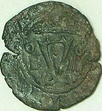 Dominican Republic, Santo Domingo 1516-56 4 Maravedi-First Coinage of Hispañola-