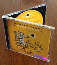 Hand Signed ROBERT PLANT Special Edition CD - DREAMLAND - Led Zeppelin + my COA