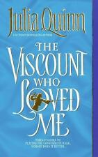 The Viscount Who Loved Me (Bridgerton Book 2) Julia Quinn PB.