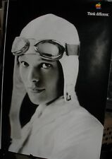 APPLE Think Different Poster - Amelia Earhart - 24 x 36 Rolled - NM-M