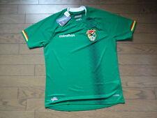 Bolivia 100% Original Soccer Football Jersey Shirt 2015 Home BNWT M Rare