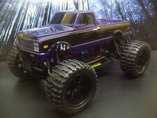 1972 Chevy C10 Custom Painted 4X4 Volcano EPX 1/10 RC Monster Truck Waterproof