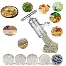 Stainless Steel Pasta Noodle Maker Fruit Juicer Press Spaghetti Kitchen Machine