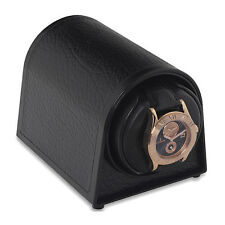 Orbita Sparta Mini 1 Single Automatic Watch Winder Box W05030 Black Leather