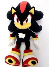 "Oficial Nueva 14 ""Shadow The Hedgehog juguete suave felpa Sonic The Hedgehog"