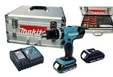 MAKITA SUPER KIT 2 AVVITATORI 10,8V + TORCIA +2 BATTERIE LITIO cod. 8269