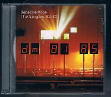DEPECHE MODE THE SINGLES 81 85 CD