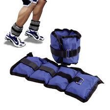 2 x 1kg da Polso Caviglia Pesi Esercizi Palestra Fitness Allenamento di resistenza in esecuzione