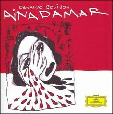 Osvaldo Golijov: Ainadamar (CD, Aug-2006, DG Deutsche Grammophon) NEW Free Ship