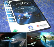 STAR TREK LEGACY PC Nachfolger Starfleet Command 3 TOP deutsch in DVD Hülle