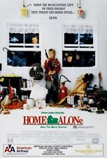 Home Alone Movie Poster #01 24x36