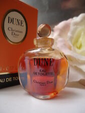 CHRISTIAN DIOR DUNE EDT 5ml VINTAGE 1997 MINIATURE NEW NEAR MINT CONDITION BOX