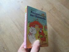 BIBLIOTHEQUE ROSE LES ENTRECHATS panique chatonville jean chalopin 1986 03 eo