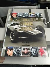 Formula One - Unseen archives by Tim Hill F1 - Grand Prix Hardback book