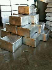 21+ Pounds clean  PURE SOFT Lead Ingots for bullets or sinkers